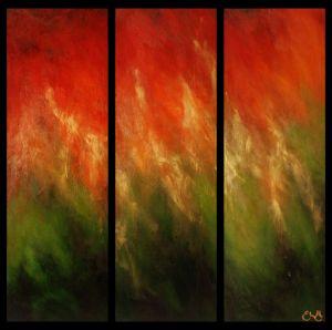 Wildfire III, Larissa Maxwell