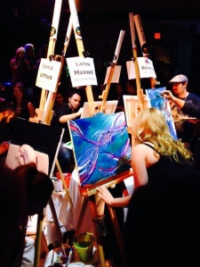 art battle photo